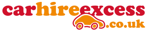 car hire excess logo