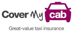 logo cover my cab