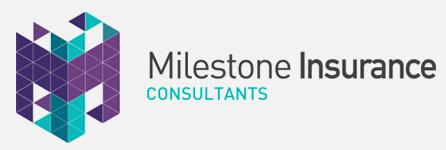 logo milestone insurance
