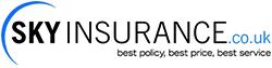 logo sky insurance